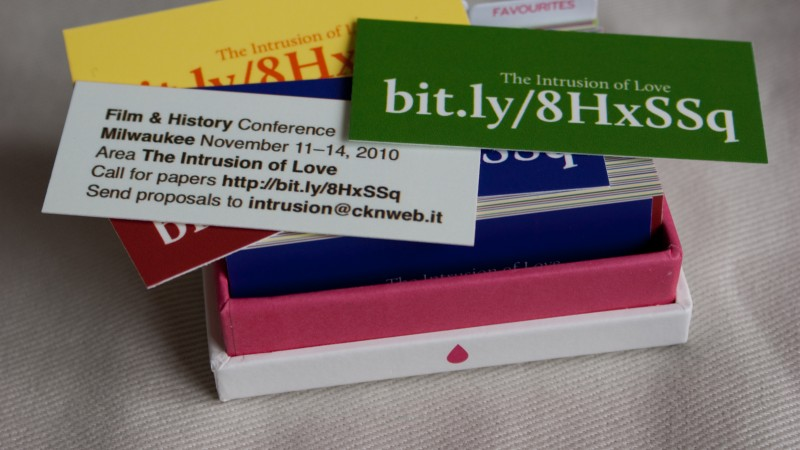 Film & History minicards